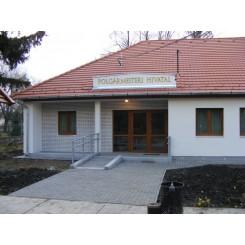 Elkészült a polgármesteri hivatal