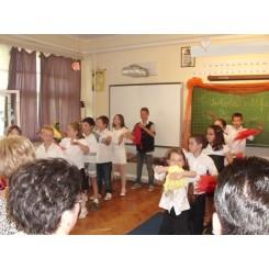 Évzáró a tarhosi iskolában -2015. 06. 19.