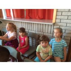 Zenés gyermekműsor Molnár Orsival - 2015. június 10.