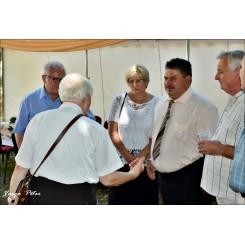 A tarhosi Zenepavilon és kastélypark látogatása - 2015. 07.05.