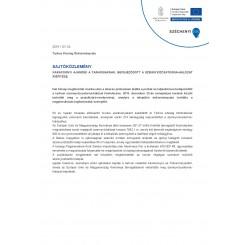 Sajtóközlemény a szennyvízhálózat kiépítéséről-2015.12.23.